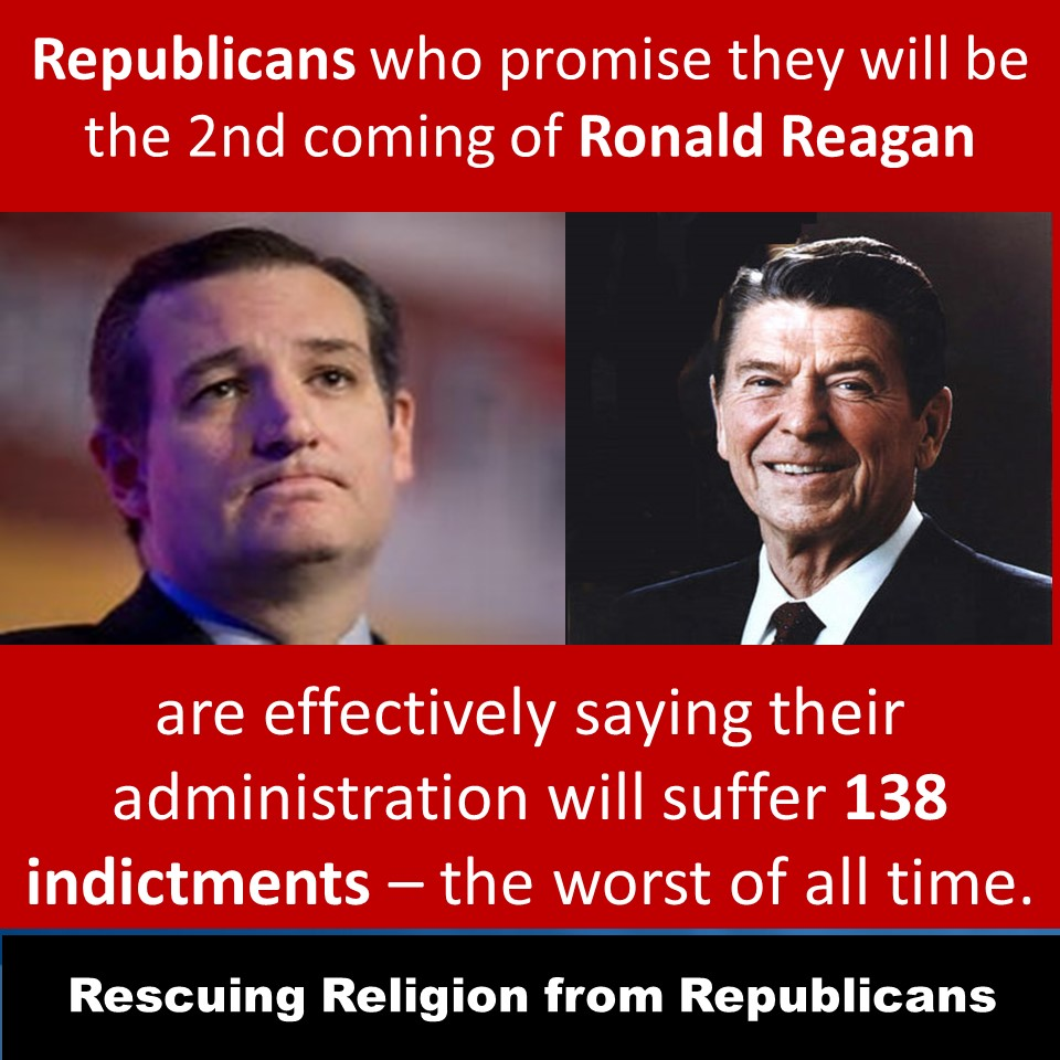 Cruz-Reagan (photo) - 138 indictments