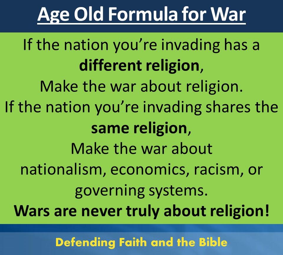 formula-for-war-same-religion-diff-religion