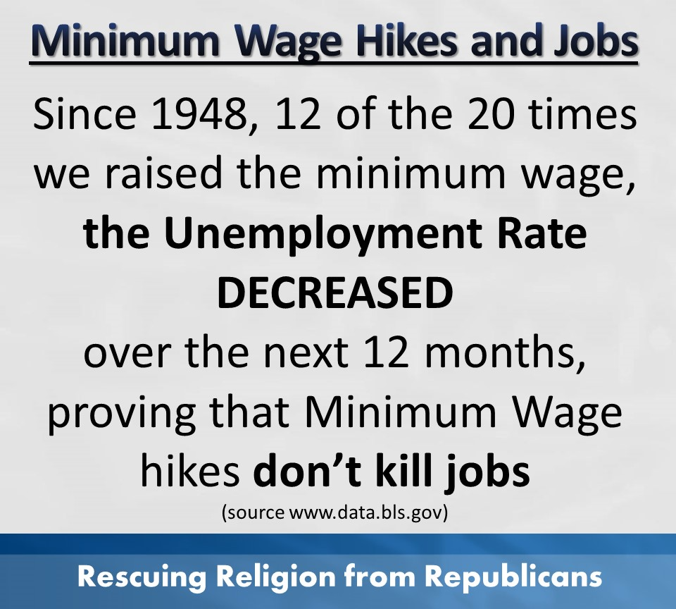 Minimum Wage - 12 of 20