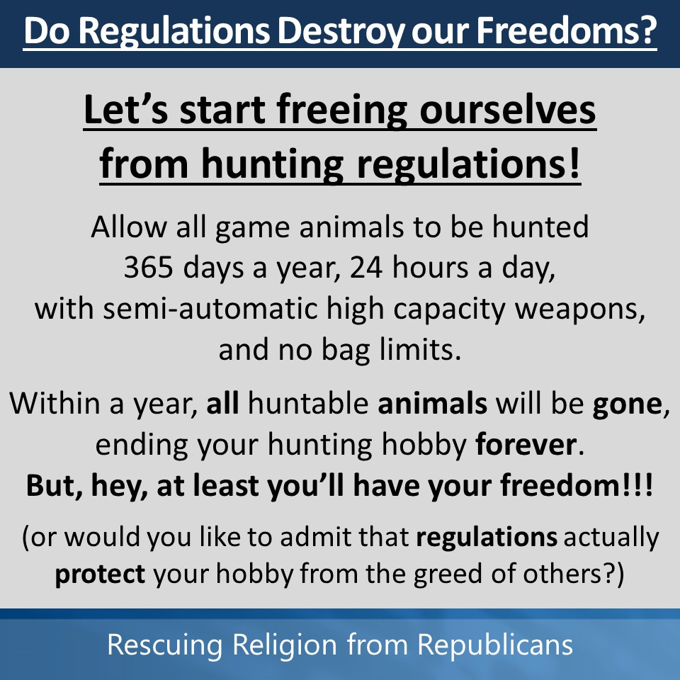 regulations-unlimited-hunting