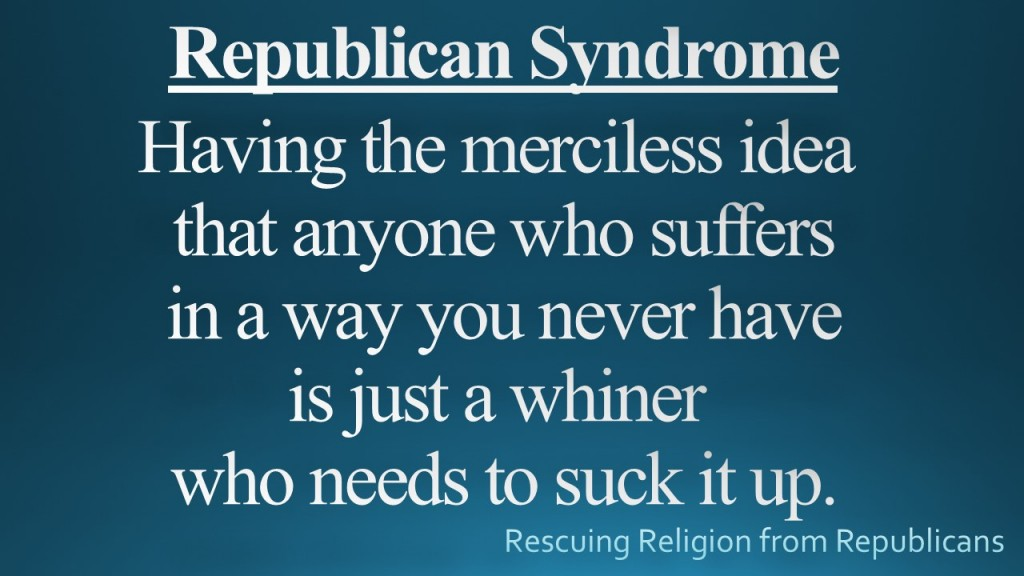 Republican Syndrome