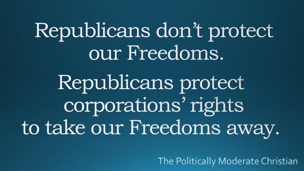 Republicans don't protect