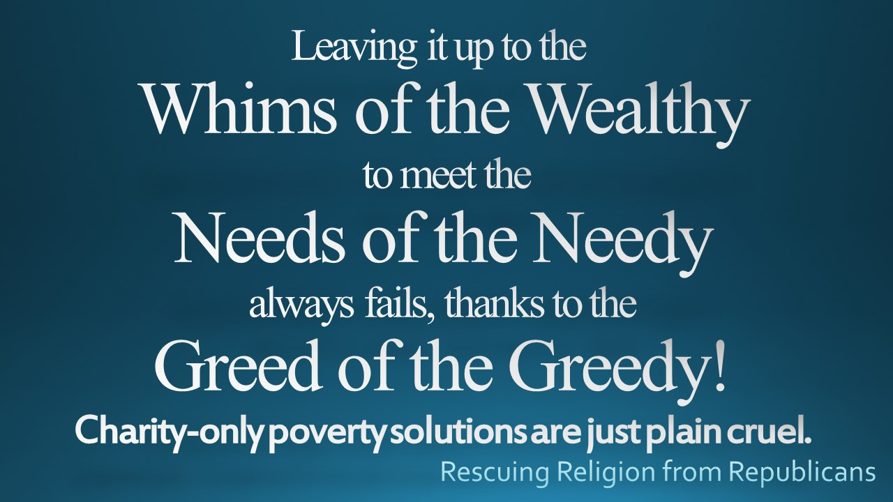 Whims of the wealthy - 2