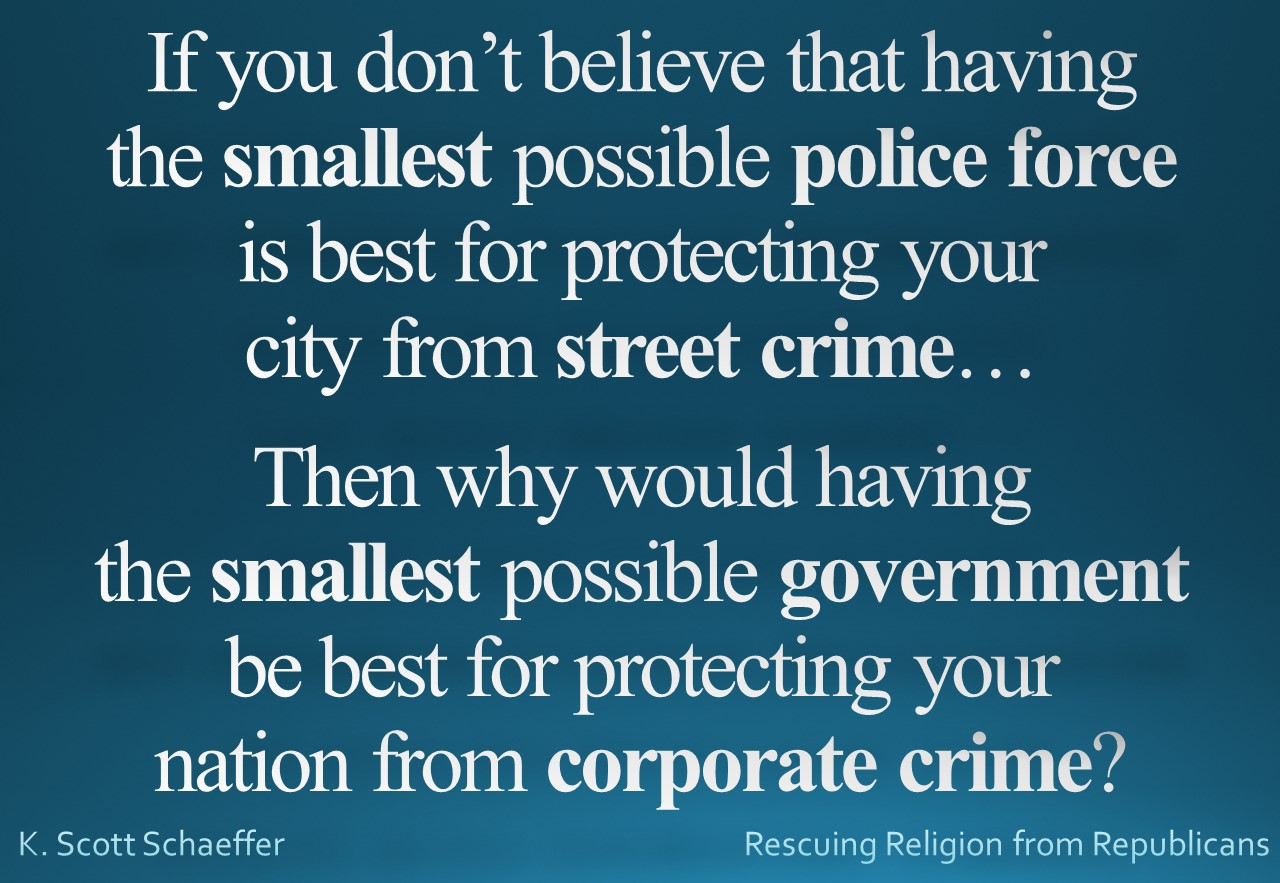 small-govt-small-police